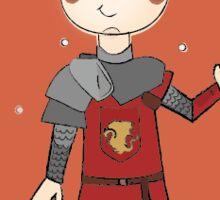 Arthur Pendragon Sticker
