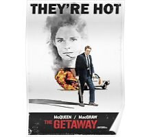 The Getaway 1972  Poster