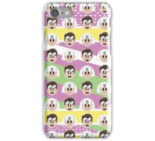 Doc and Marty iPhone Case/Skin