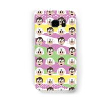 Doc and Marty Samsung Galaxy Case/Skin