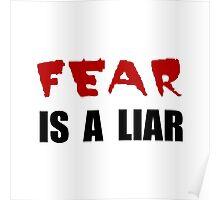 Fear Liar Poster