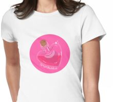 Amortentia Love Potion Womens Fitted T-Shirt
