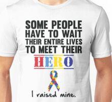 Autism Hero Unisex T-Shirt