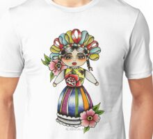 Mexican Doll Unisex T-Shirt