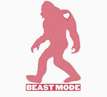 Beast Mode Yeti Men's Baseball ¾ T-Shirt