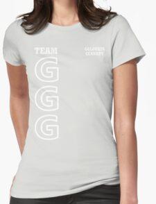 Team GGG Golovkin Womens Fitted T-Shirt