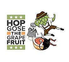 Hop Gose The Grapefruit Photographic Print