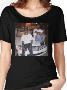 PlayBoi Carti and Ian Connor  Women's Relaxed Fit T-Shirt