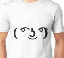 ( ͡° ͜ʖ ͡°) Unisex T-Shirt
