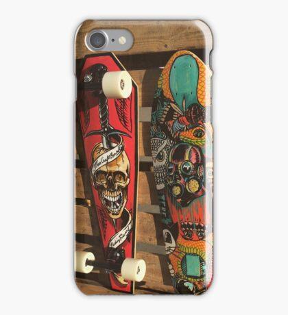 Skate Decks iPhone Case/Skin