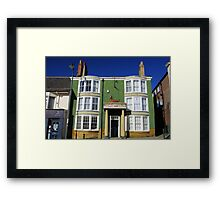 Once Was A Pub - Guess the Name Framed Print