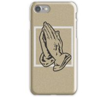PRAY case iPhone Case/Skin