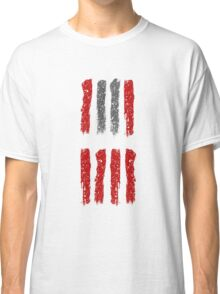 Hateful Eight stripe design Classic T-Shirt
