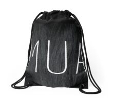 MUA Drawstring Bag