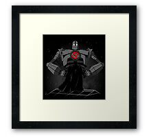 Who you choose to be Framed Print