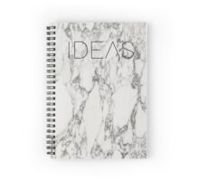 Ideas Spiral Notebook
