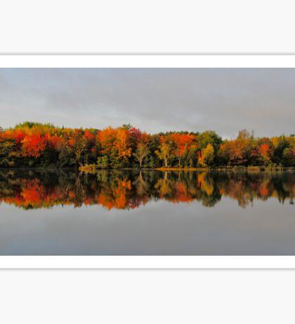 Autumn Beauty Sticker