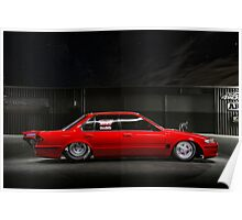 Ray Fairfull's 7sec Ford Falcon Poster