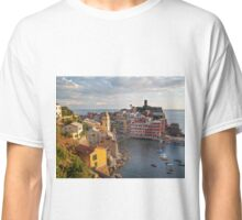 Vernazza Trail View Classic T-Shirt