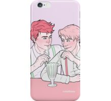Milk Bar Boys iPhone Case/Skin