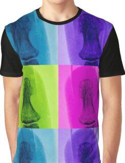 ODE TO WARHOL - FINGERTIP Graphic T-Shirt