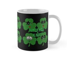Shamrock & Roll All Night 2 Mug