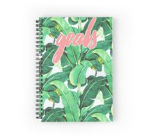 Goals II Spiral Notebook