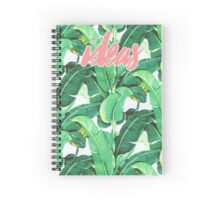 Ideas II Spiral Notebook