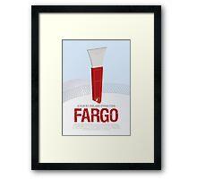 Fargo Poster Framed Print