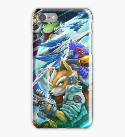 Space Animals iPhone Case/Skin