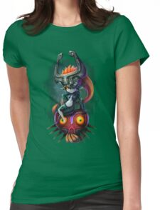 Dawn of the Twili Womens Fitted T-Shirt