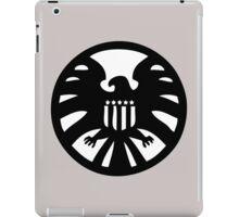 Retro SHIELD Symbol iPad Case/Skin