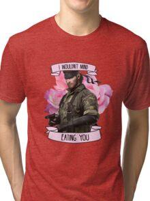 Snake Eater Tri-blend T-Shirt