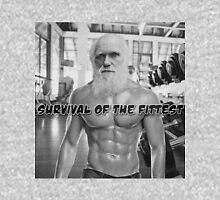 Charles Darwin - Survival of the Fittest Unisex T-Shirt