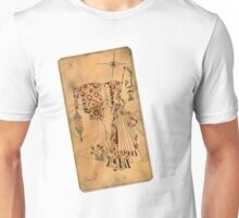 The Hermit - Major Arcana Unisex T-Shirt