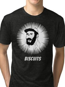 Biscuits Tri-blend T-Shirt