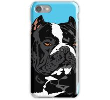 Beasty The American Bully iPhone Case/Skin