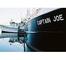 """Captain Joe"" Fishing Vessel Photographic Print"