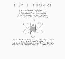 Humanist black font Unisex T-Shirt