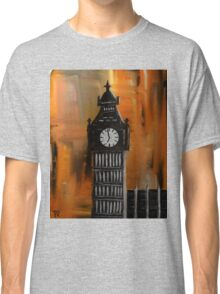 Big Ben Rustic Abstract Classic T-Shirt