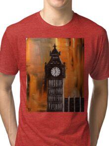 Big Ben Rustic Abstract Tri-blend T-Shirt