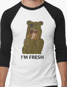 Workaholics - Blake's Bearcoat Men's Baseball ¾ T-Shirt
