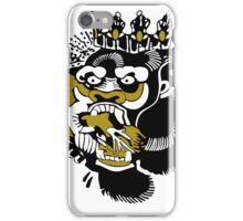 Conor McGregor Gorilla Gold iPhone Case/Skin