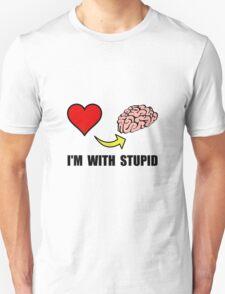 Stupid Brain Unisex T-Shirt