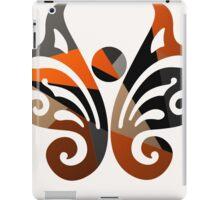 Butterfly Metallic Abstract iPad Case/Skin
