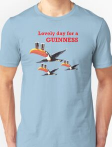GUINESS LOVELY DAY FOR A GUINNESS T-Shirt