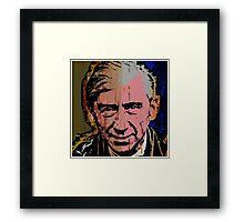 Herbert Read-2 Framed Print