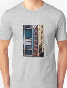 The Coffee Shop In Union Square T-Shirt