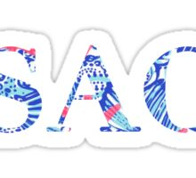 SAC Sticker