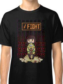 Undertale- Fight Classic T-Shirt